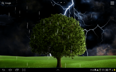 Thunderstorm Live Wallpaper - Android Apps on Google Play