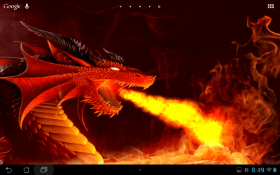 Dragon Live wallpaper – Aplicações Android no Google Play