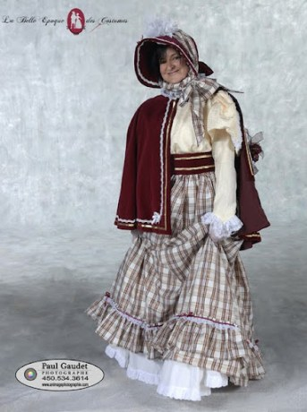 costume victorien