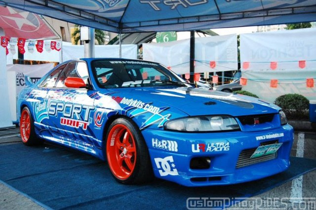 Nissan Skyline To Gt R Drift Car Conversion By A Toy Body