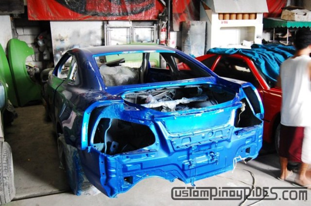 CustomPinoyRides Atoy R33 to R35 conversion pic2