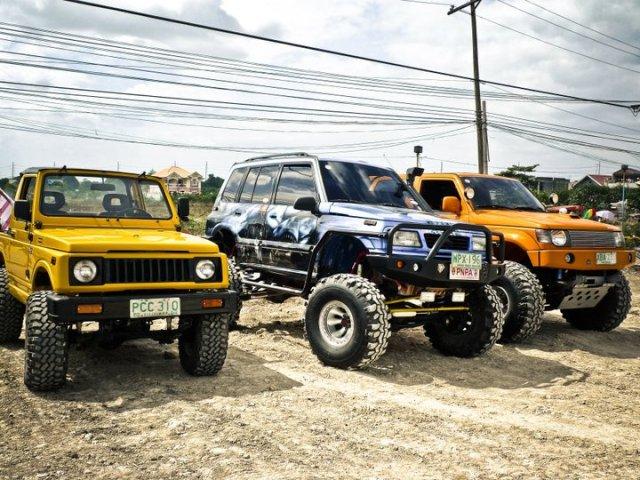 4x4ph Jamboree Custom Pinoy Rides pic5