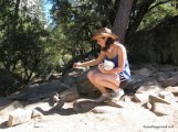 Teasing Squirrel - Yosemite National Park-1.JPG