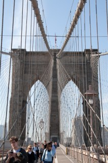 More Brooklyn Bridge