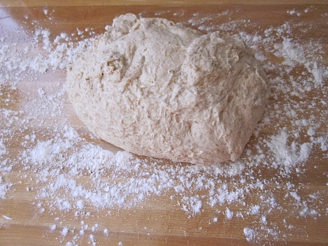turn out dough