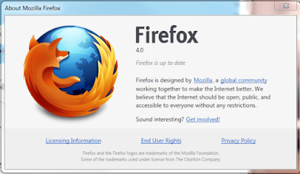 Mozilla Firefox Version 4 Released ,Direct Download links inside