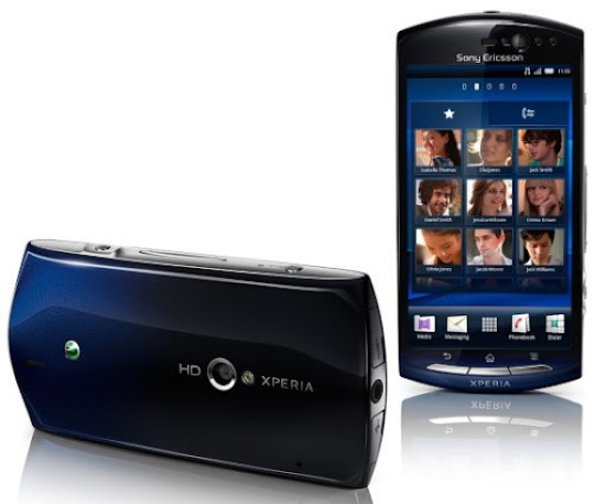  Sony Ericsson Xperia Neo Launched for Rs 24,650 Price range