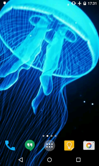 Jellyfish Live Wallpaper - Android Apps on Google Play