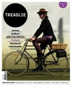 Treadlie - New Australian Bike Culture Magazine
