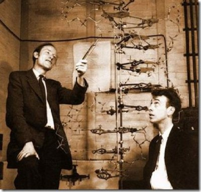 Watson dan Crick