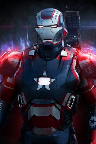 Download Iron Man 3 Live Wallpaper 4 Google Play softwares - aWaicP87jWTf | mobile9