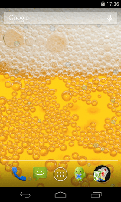 Beer Live Wallpaper - Android Apps on Google Play