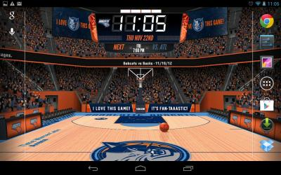 Download the NBA 3D Live Wallpaper Android Apps On NoneSearch.com