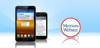 Welcome To My Blog: Merriam-Webster's Unabridged v3.4.100.20327 Apk Full