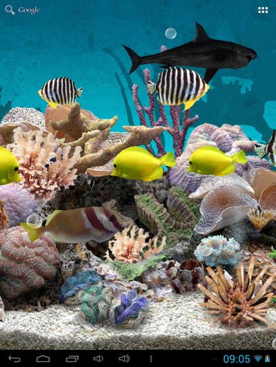 3D Aquarium Live Wallpaper - Android Apps on Google Play