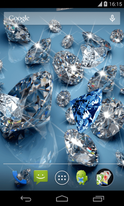 Diamond Live Wallpaper - Android Apps on Google Play