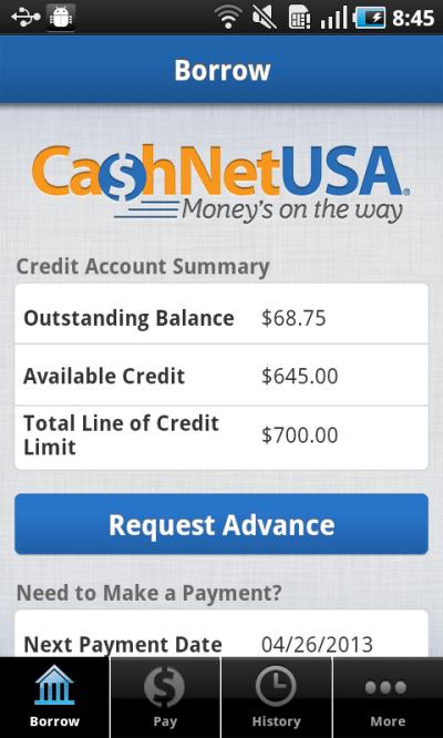 Cashnetusa Approved