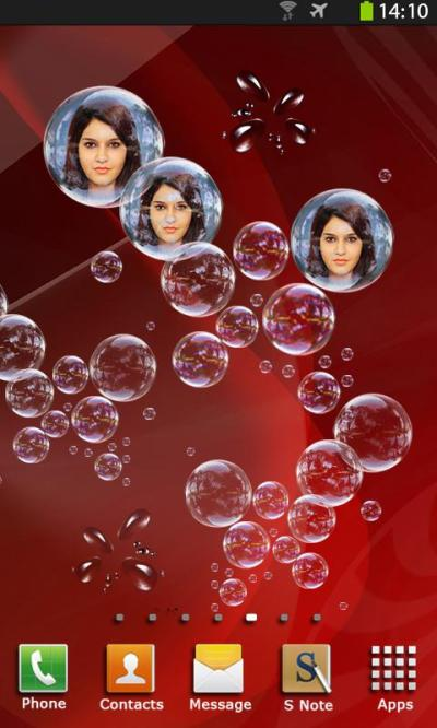 Photo Bubbles Live Wallpaper - Android Apps on Google Play