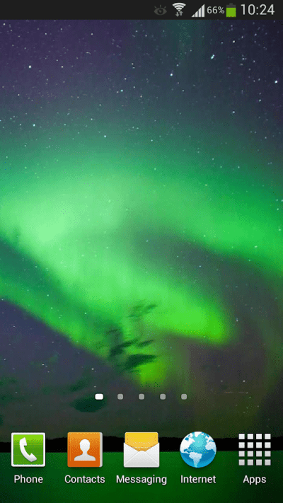 Aurora Borealis Live Wallpaper - Android Apps on Google Play