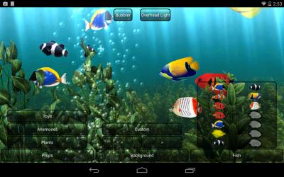 Aquarium Live Wallpaper Gratis – Android-Apps auf Google Play