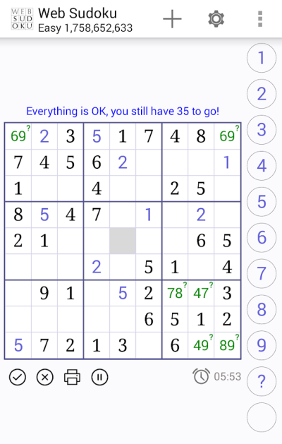 Web Sudoku - Android Apps on Google Play