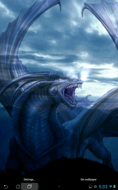 Dragon Live wallpaper - Android Apps on Google Play