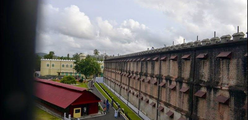 cellular jail port-blair andamans