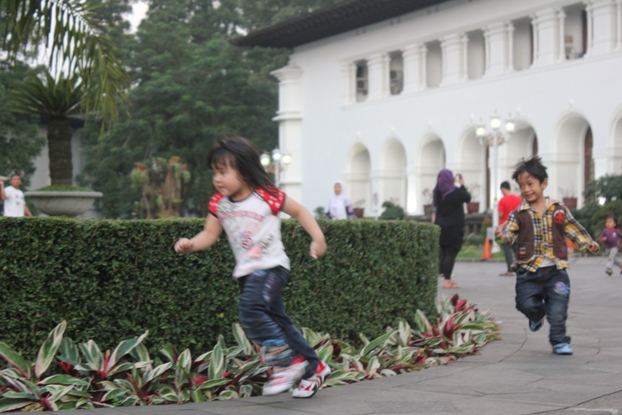 Taman Gedung Sate