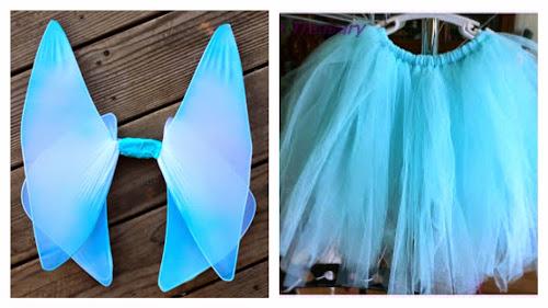 Karnevalová maska motýl nebo víla
