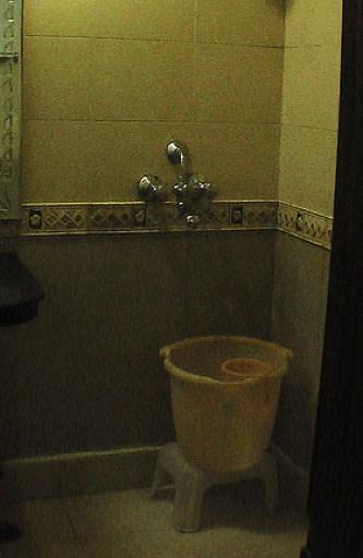 indian bathroom