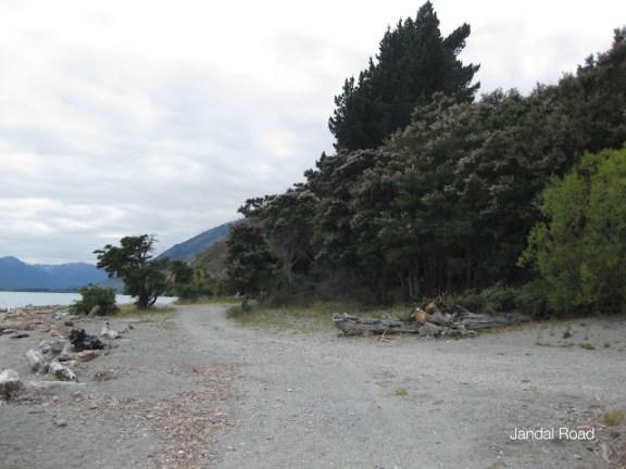 Twelve Mile Delta campground, Otago