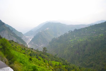 roads udhampur dam