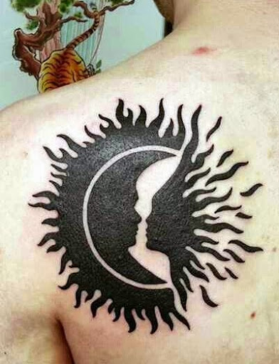 black sun tattoos
