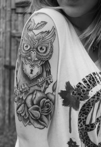 girls arms tattoo ideas