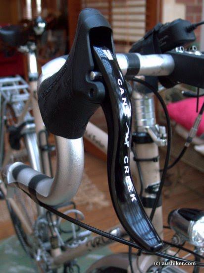 Cane Creek Drop V brake levers