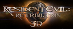 Resident Evil: Retribution 3D -Logo
