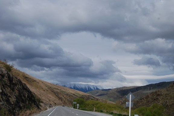 Roads in Otago