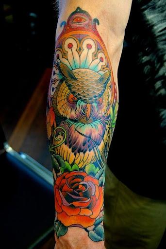 hands tattoos for boys