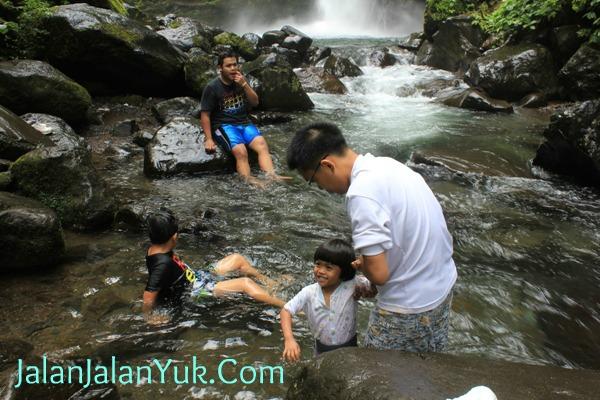 Air Terjun Kambu Sulawesi Tenggara