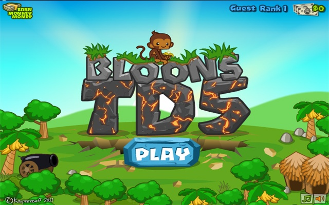 1278 days since unblocked games was made bloons tower defense 4