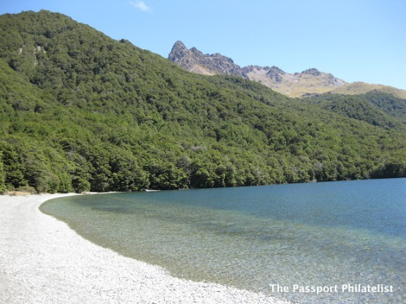North Mavora Lake shore, South Island