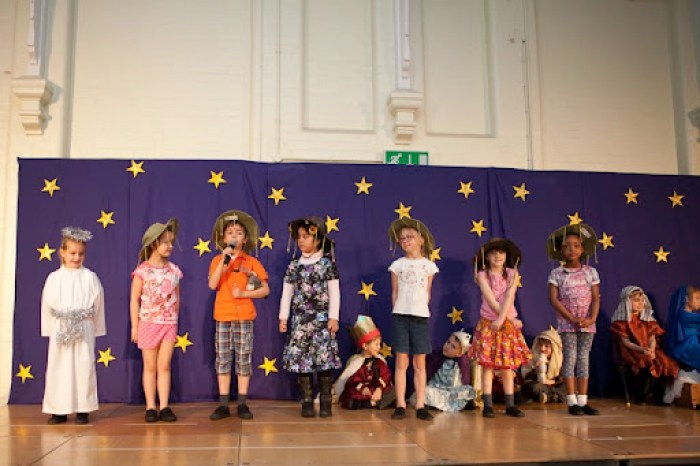 Year Two Christmas Performance 7