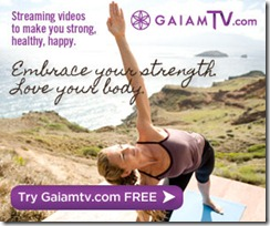 Get Active and Well in 2013 with GaiamTV