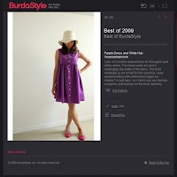 Best of Burdastyle 2009