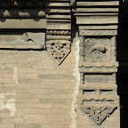 pillar capitals on the side of a door.JPG