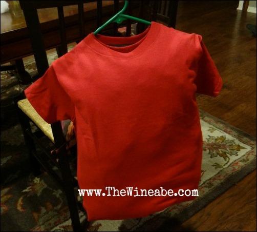 stuffed shirts tomato costume