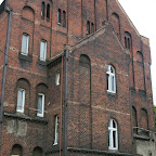 Many buildings are still in very poor shape, as they haven't been properly maintained since before the Second World War.