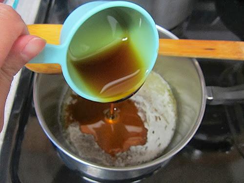 pumpkin brioche bread pudding 020