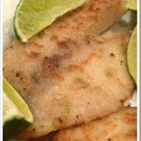 Eat In Recipe: Honey Lime Tilapia