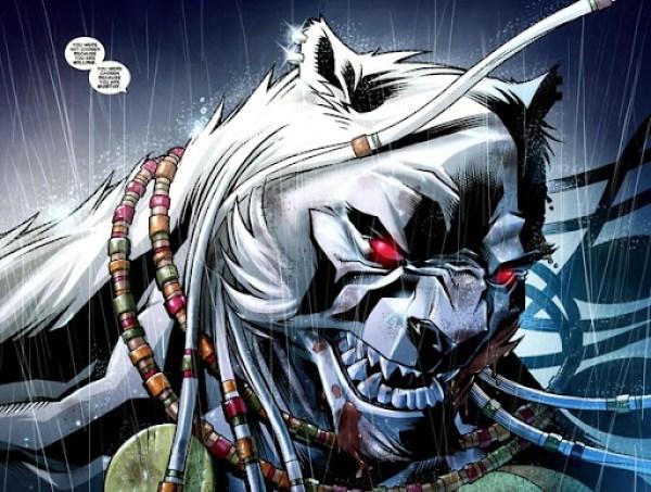 The Astounding Wolf-Man 7